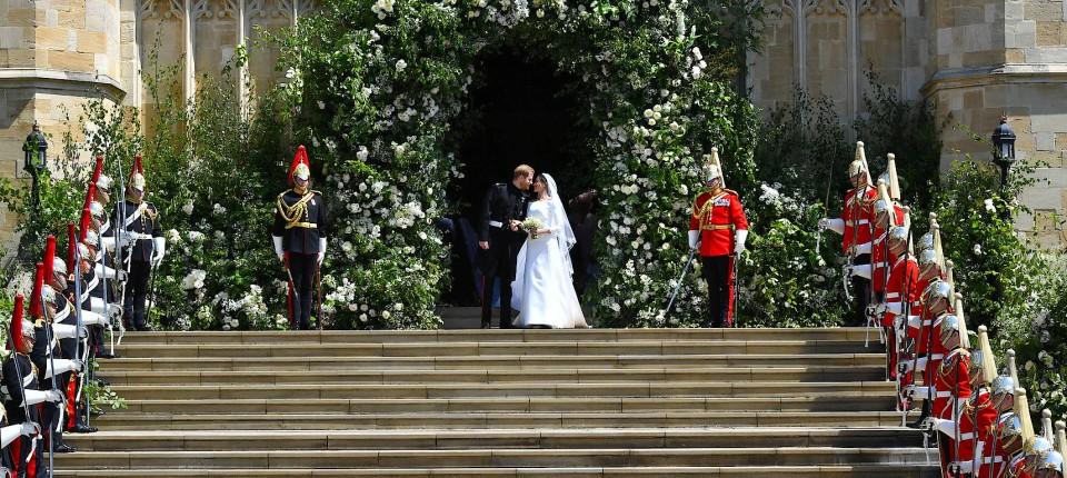 Meghan Markle Heiratet Prinz Harry Eine Nahezu Perfekte Hochzeit