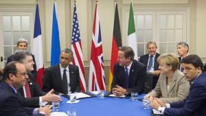 Der Westen zweifelt an Putins Friedensplan