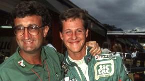 Bild / Jordan und Schumacher 1991