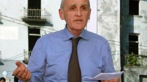 Abchasiens Präsident tritt zurück