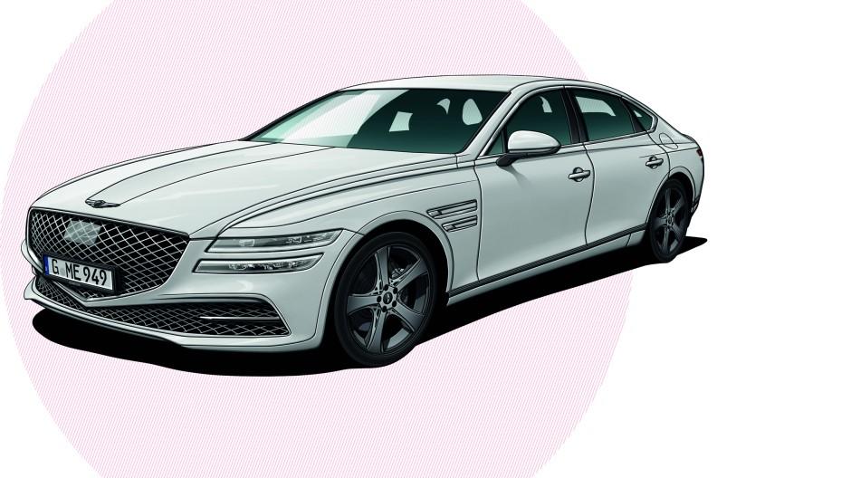 Mutig: Am deutschen Markt sind schon andere mit ihren exotischen Ablegern gescheitert. Hyundai will es mit Genesis trotzdem wieder wagen.