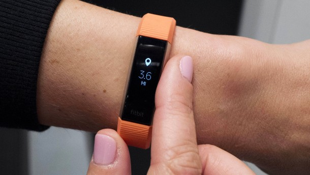 Interesse an Fitness-Armbändern nimmt rapide ab