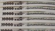 Japan führt neuen Yen-Noten ein.