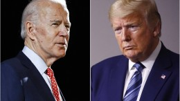 Russland gegen Biden, China gegen Trump