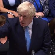 Hat wieder verloren: Boris Johnson beharrt dennoch weiter auf einen EU-Austritt Ende Oktober.