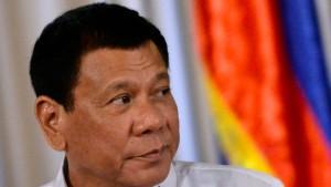 Duterte bittet Bundesregierung um Entschuldigung