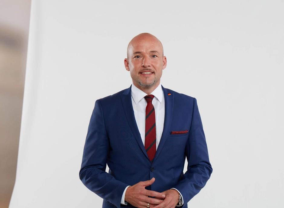 Alexander Hoffmann (CSU) hat am Sonntag das Bundestagsdirektmandat im Wahlkreis Main-Spessart gewonnen.