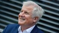 Bundesinnenminister Horst Seehofer nach dem Sommerinterview