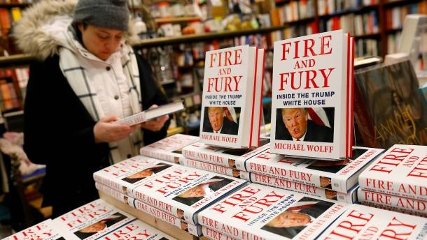 Wie viel Wahrheit steckt im Buch über das Chaos im Weißen Haus?