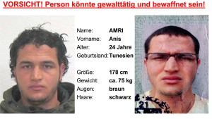 Berliner Justiz observierte Amri von März bis September