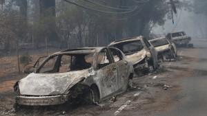 Ursache für Waldbrand in Kalifornien aufgedeckt