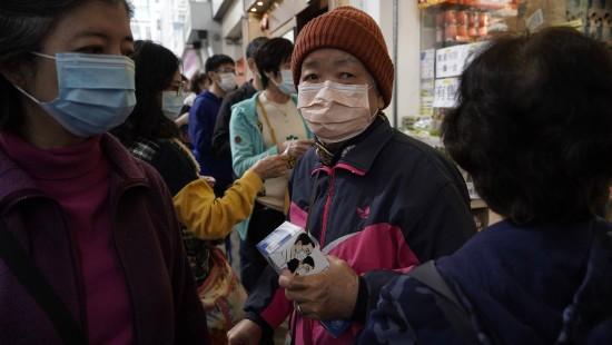 Mehr Todesfälle durch Coronavirus als durch Sars