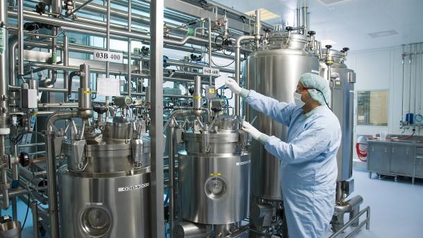 Biotest aus Hessen profitiert von Trump