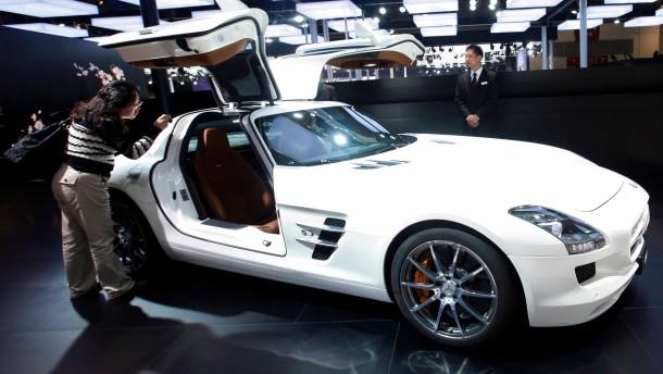 Daimler wird in China abgehängt