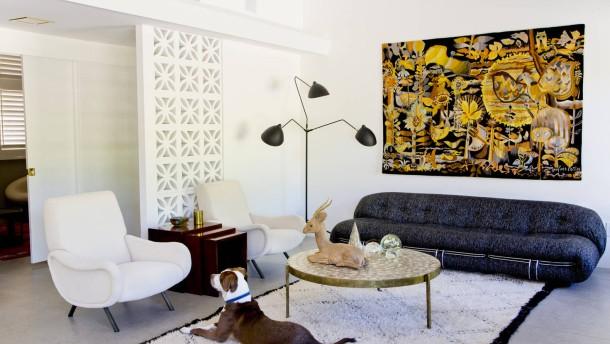 Beni Ourain Teppiche Aus Marokko