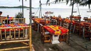 In Phuket stehen die Hotels leer