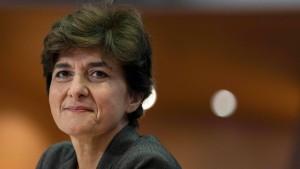 Europaparlamentarier lehnen Macrons Kandidatin ab