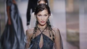 Israelische Regierung kritisiert Topmodel Bella Hadid