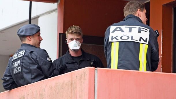 Mutmaßlicher Rizin-Bomber plante Anschlag in Deutschland