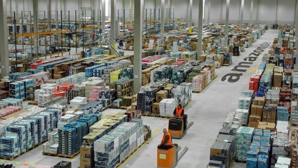 Bad Hersfelder Amazon-Mitarbeiter wollen streiken