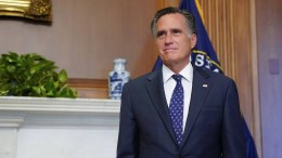 Romney stimmt gegen Trump