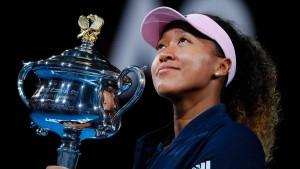 Osaka nimmt Platz auf dem Tennis-Thron