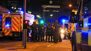 22 Tote bei Selbstmordanschlag in Manchester