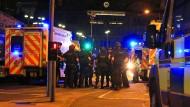Tote bei mutmaßlichem Anschlag in Manchester