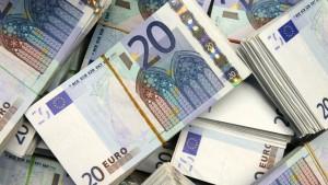 Geld stinkt nicht: Selbst bei kleinen Vermögen ist ein bestimmter Barbestand sinnvoll