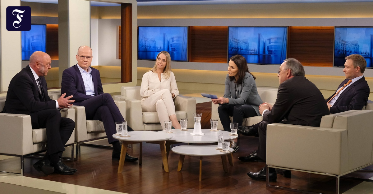 """TV-Kritik """"Anne Will"""": Mysterien der Steuerpolitik"""