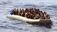 Zahl illegaler Einwanderer um 138 Prozent gestiegen