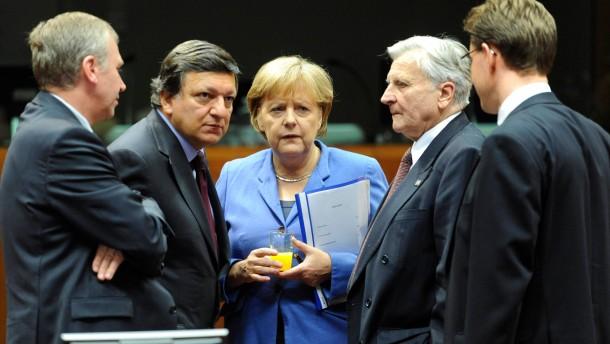 EU-Gipfel in Bruessel