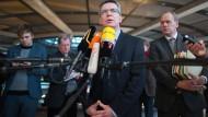 Verbittet sich Ratschläge: Verteidigungsminister de Maizière