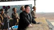 Warum provoziert Kim Jong-un die Welt wieder und wieder?