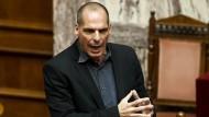 Varoufakis: Vorerst keine neue Maßnahmenliste