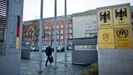 Krisenerprobt: die Bamf-Zentrale in Nürnberg