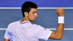 Djokovic bremst Murray