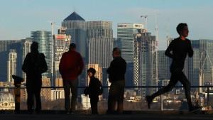 Britische Banken locken mit hohen Zinsen