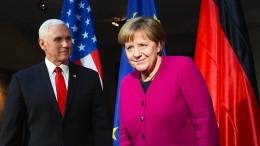 Die (fast) entfesselte Angela Merkel