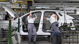 Arbeitspensum der Deutschen sank 2020 auf historisches Tief