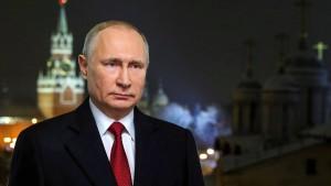 Putin setzt INF-Vertrag ebenfalls aus