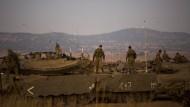 Israel schießt Flugobjekt aus Syrien ab