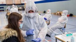 Hildburghausen startet Massentest an Schulen und Kitas