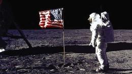 Trump schickt Amerikaner auf den Mond - und zum Mars