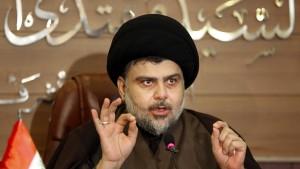 Schiitenführer fordert irakische Regierung zum Rücktritt auf