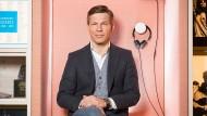 Frank Briegmann, JAhrgang 1967, ist Chef von Universal Music für Zentraleuropa.