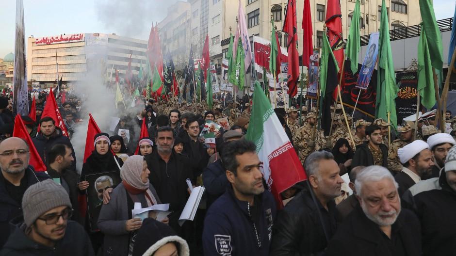 Iran will sich nicht mehr an Atomabkommen halten