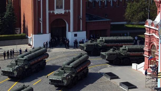 Amerika setzt Türkei Frist für Verzicht auf russische Raketen