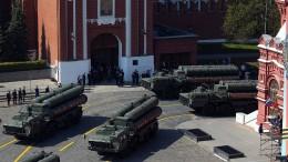 Amerika schließt Türkei aus Kampfjet-Programm aus