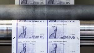 Ein Schlag gegen das Bargeld
